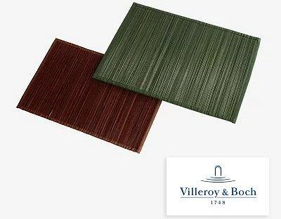 Villeroy & Boch wycofuje podkładki stołowe Bamboo w kolorach ciemnozielonym i brązowym