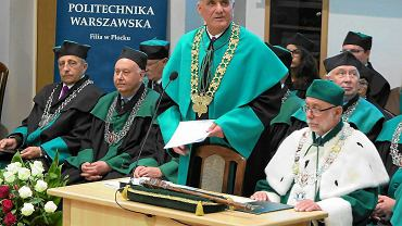 Inauguracja roku akademickiego 2016/2017. Mówi prof. Janusz Zieliński
