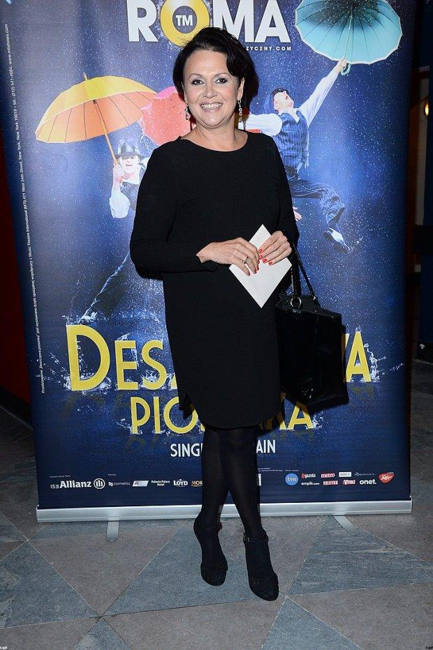 Małgorzata Pieńkowska w 2013