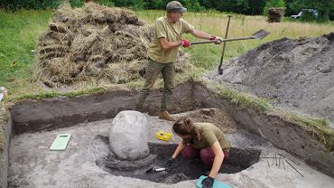 Odkrycie w Puszczy Białowieskiej, wskazujące na istnienie osadnictwa sprzed dwóch tys. lat