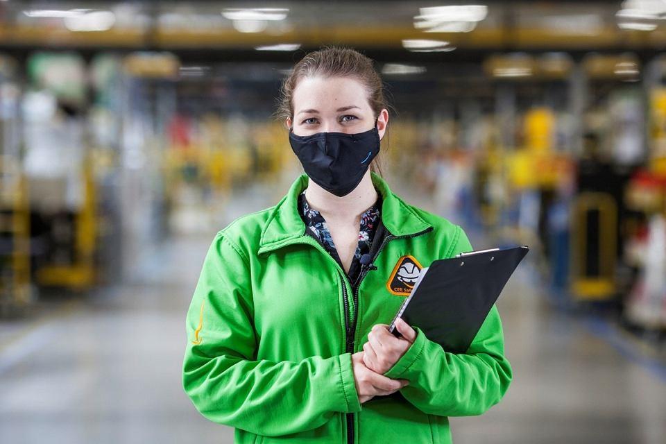 Dominika Musioł Safety Masterclass Amazon