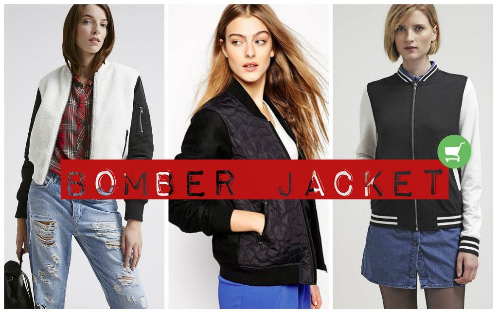 Bomber jacket - przegląd najciekawszych klasycznych modeli z sieci