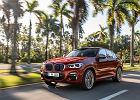 Nowe BMW X4 będzie większe, lżejsze i jeszcze bardziej opływowe