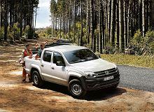 Solidny pickup z mocnym dieslem V6 pod maską. Volkswagen Amarok to jedyna taka propozycja na rynku
