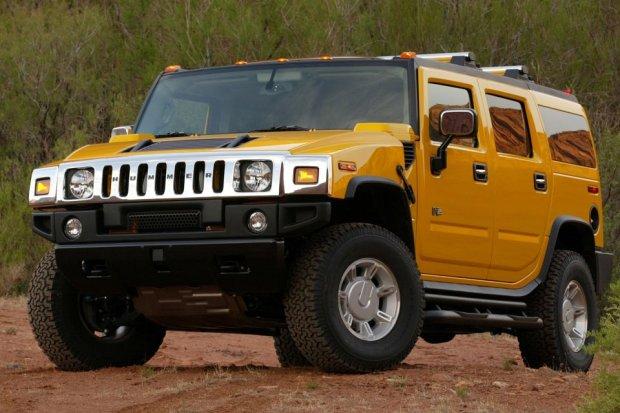 2002 Hummer H2