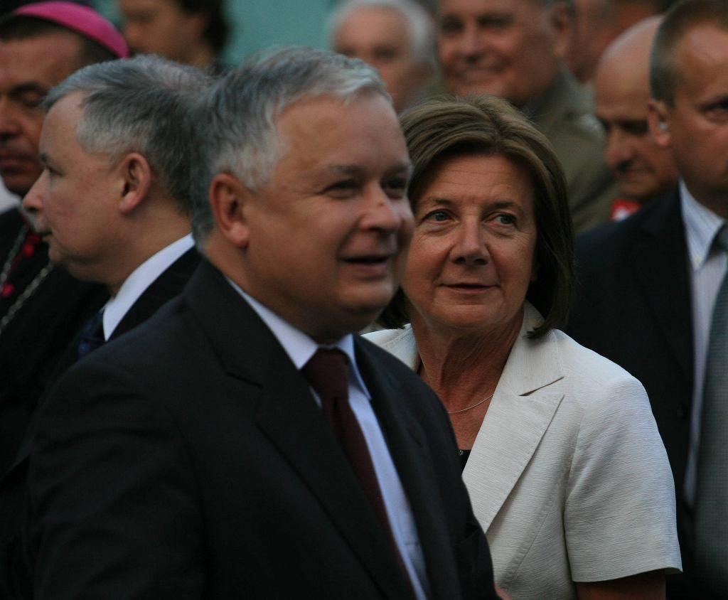 Historia miłości Marii i Lecha Kaczyńskich. 'Najlepiej, żebyśmy odeszli razem'