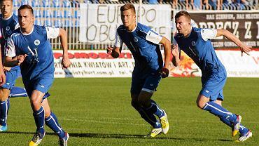 Trzecia liga piłkarska: Stilon Gorzów - Piast Żmigród 2:0 (2:0)