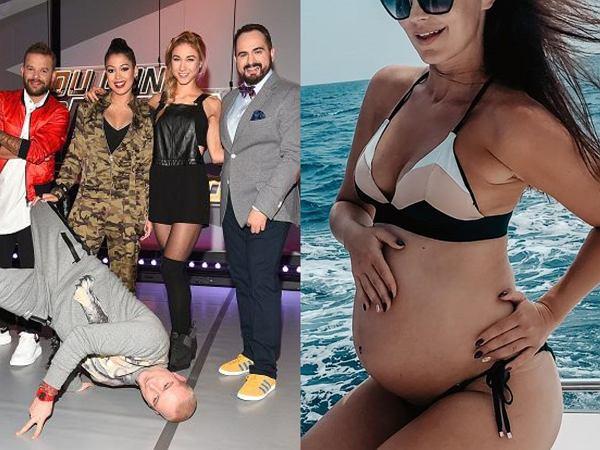 """Gwiazda """"You Can Dance"""" w ciąży. Radosną nowinę przekazała na Instagramie: Tak, będę mamą. Dodała zdjęcie z brzuchem"""
