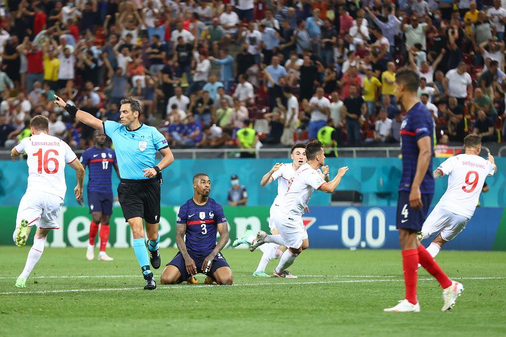 Romania France Switzerland Euro 2020 Soccer