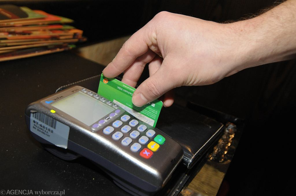 Płatność kartą (zdjęcie ilustracyjne)