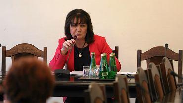 Posłanka Małgorzata Zwiercan jest za wprowadzeniem całkowitego zakazu reklamy piwa