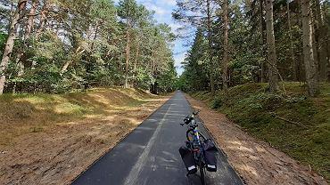 Droga rowerowa Pleśna-Mielno. Oficjalne otwarcie zaplanowano na 21 września