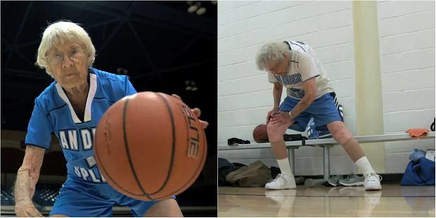 Bez względu na wiek nie zamierzają przestać uprawiać sportu.