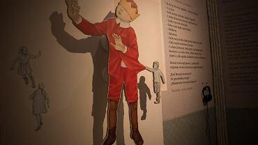 8.11.2018, Warszawa, Muzeum Historii Żydów Polskich POLIN, wystawa czasowa 'W Polsce króla Maciusia. 100-lecie odzyskania niepodległości'.