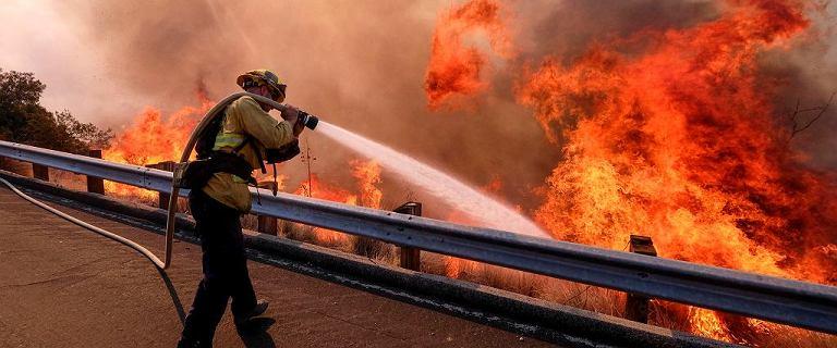 USA: Pożary w Kalifornii. Nie żyje 48 osób, 230 uznaje się za zaginione