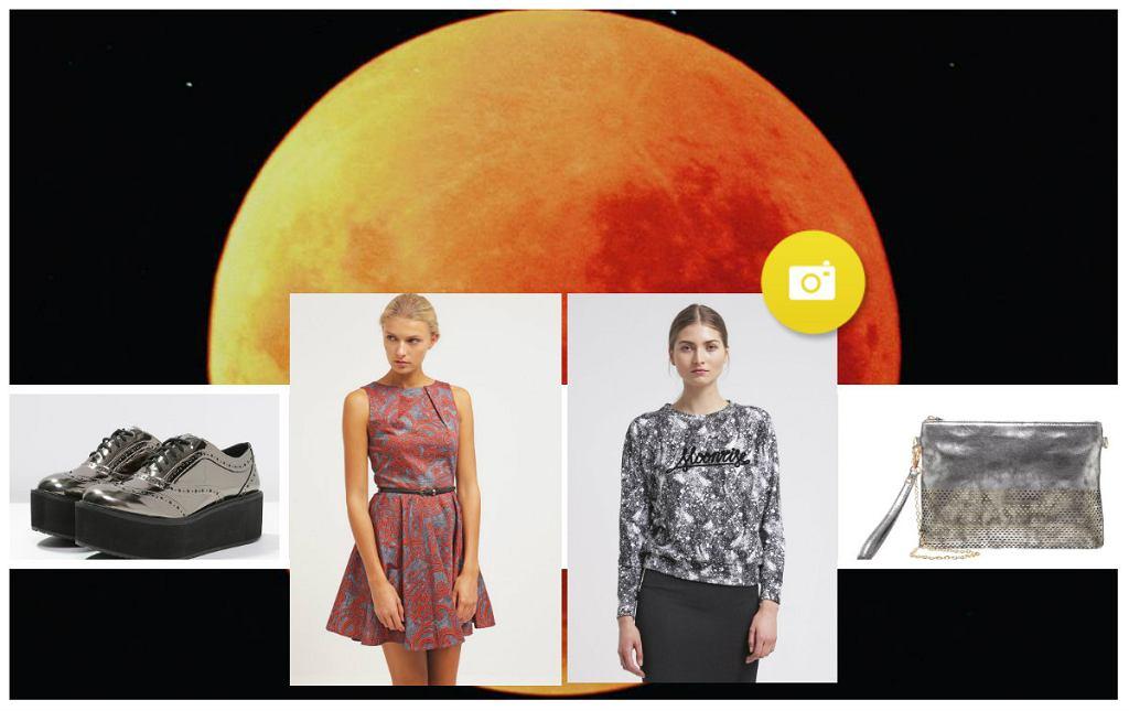 Księżycowe trendy, czyli ubrania i dodatki w kolorze srebra
