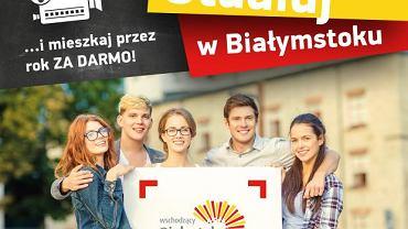 Studiuj w Białymstoku