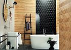 Płytki do łazienki - zawsze modny sposób na ciekawe i praktyczne wnętrze