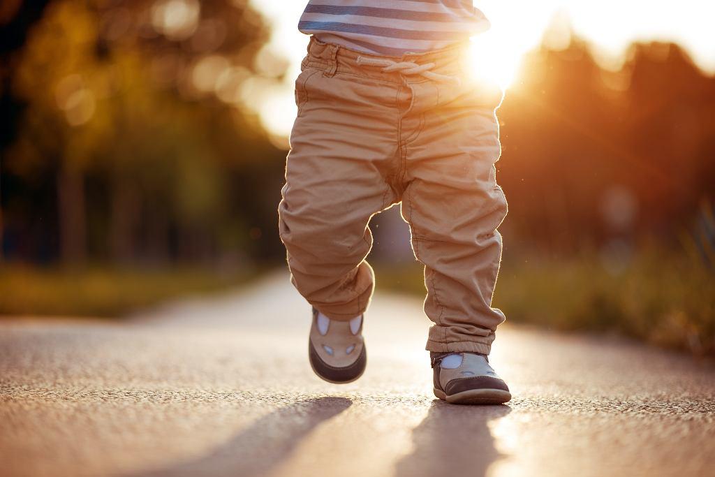 Podczas takich zabaw małe dziecko nie ma pojęcia, że należą one do strefy tabu.