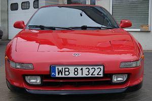 Toyota MR2 | Samochód marzeń