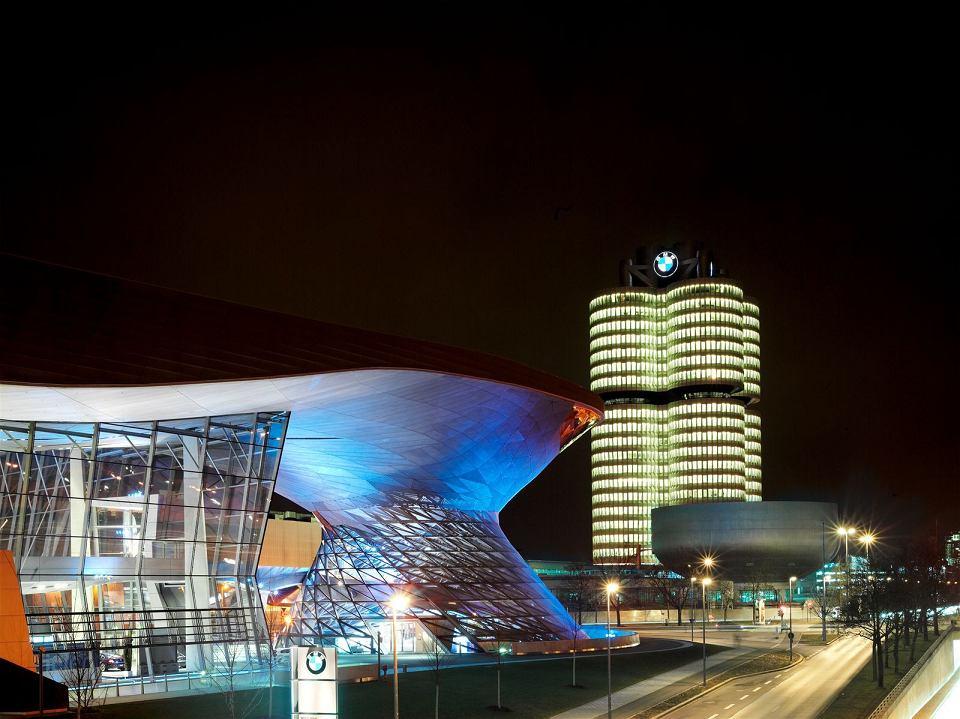 BMW World.