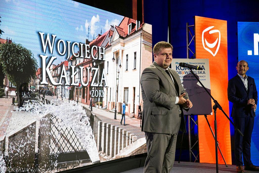 Wojciech Kałuża (Koalicja Obywatelska) przeszedł do Prawa i Sprawiedliwości