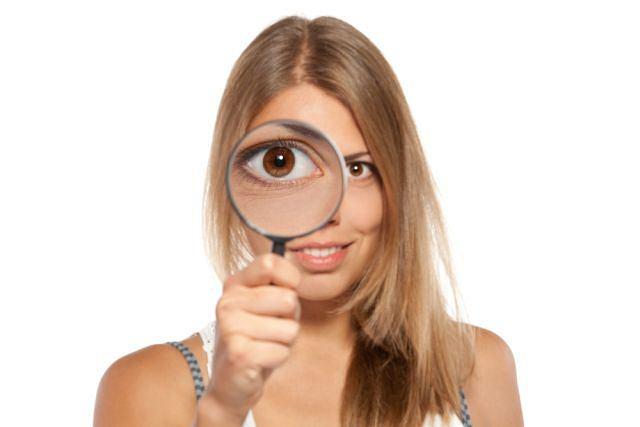Za pomocą badania dna oka można zdiagnozować nie tylko choroby oczu, ale cukrzycę, nadciśnienie tętnicze czy miażdżycę