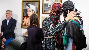 Otwarcie wystawy 'Wielcy Sarmaci tego kraju/Wielkie sarmatki tego kraju'