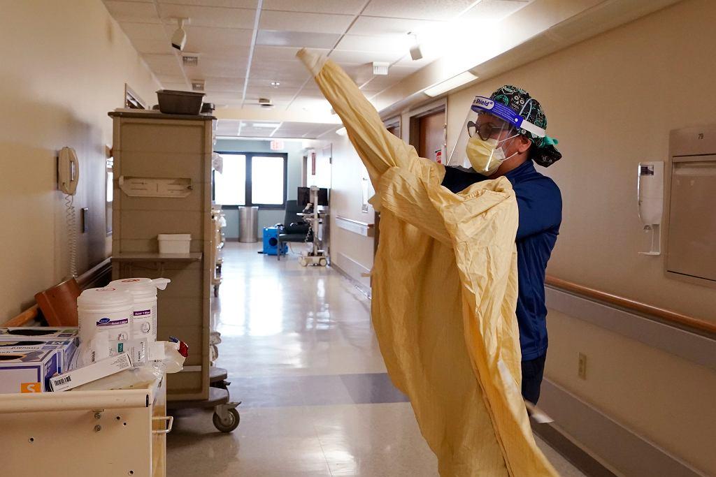 Szpital w Izraelu