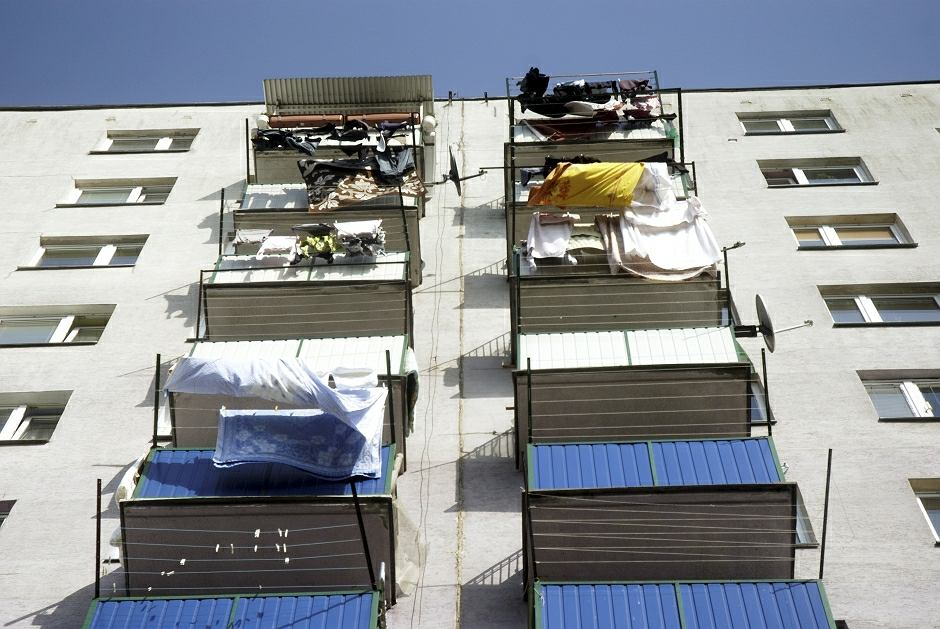 Spółdzielnia 'Podwawelska' wprowadziła zakaz prania i odkurzania po godz. 16 w weekendy