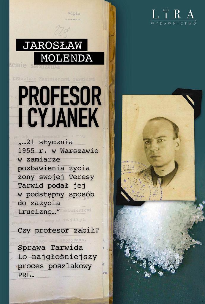 Profesor i cyjanek - okładka