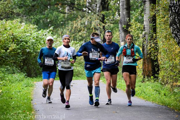 Zdjęcie numer 26 w galerii - Silesia Marathon. Chłód i wiatr niestraszne, rekord pobity! [ZDJĘCIA]