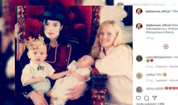 Debbie Rowe miała tylko zapewnić potomstwo Michaelowi Jacksonowi? Zaraz po ślubie zrzekła się praw rodzicielskich