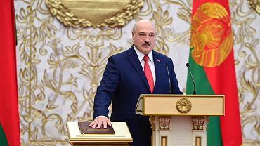 Inauguracja kolejnej kadencji Aleksandra Łukaszenki