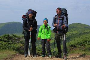 Mały bohater. Niepełnosprawny 8-latek pokonał 100 km po górach Ukrainy