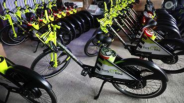 Miejskie rowery elektryczne