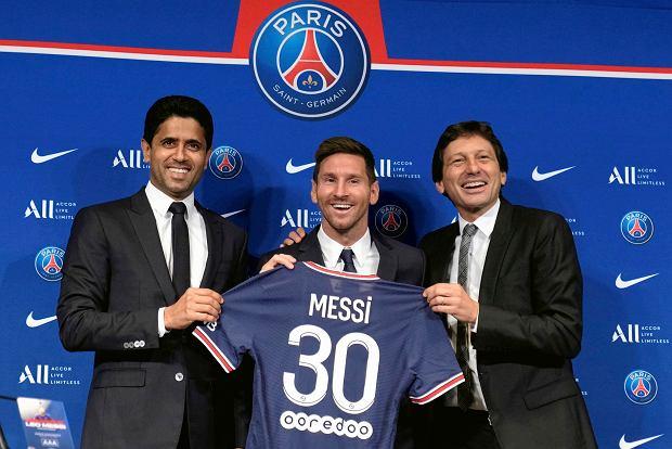 Leo Messi w PSG dostanie część wypłaty w kryptowalucie