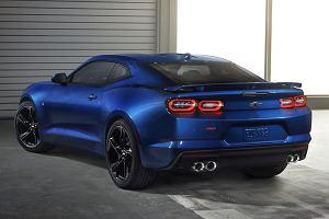 Nowy Chevrolet Camaro - największy konkurent Mustanga odświeżony