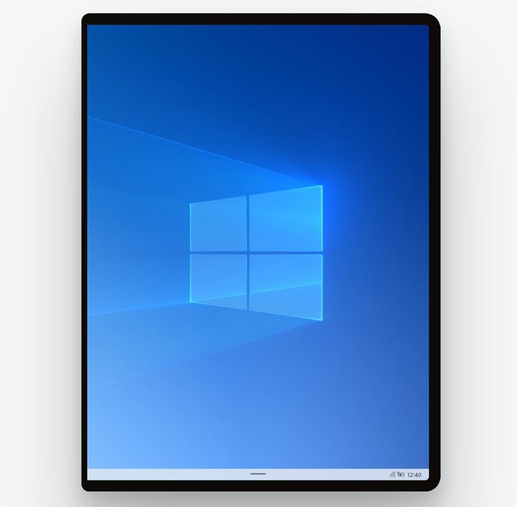 Nowy Windows 10X