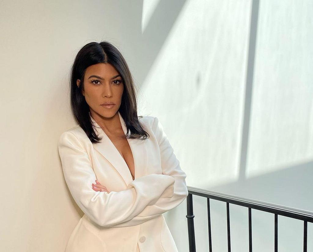 Pilates Kourtney Kardashian