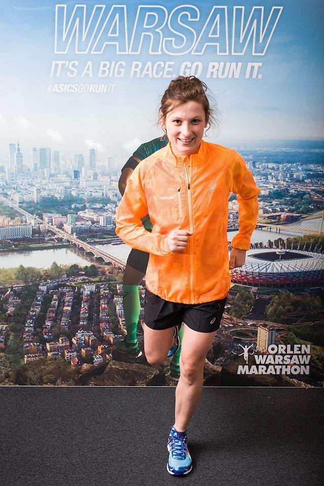 Magdalena Mielnik, triathlonistka, ASICS Frontrunner