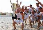 Beach soccer. KP Łódź z kolejnym zwycięstwem w Euro Winners Cup. Jest awans!