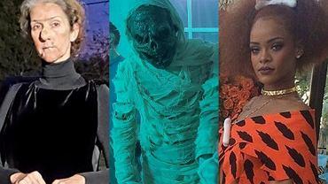 Celine Dion, Rihanna, Heidi Klum