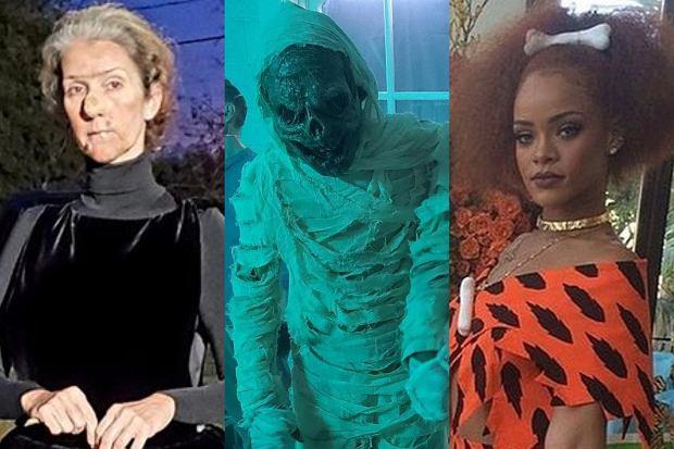 Halloween to okazja dla wielu gwiazd, aby wykazać się jak największą kreatywnością. Z roku na rok celebryci zaskakują nas swoimi przebraniami. W tym roku imprezowano nieco mniej hucznie, ale i tak nie obyło się bez spektakularnych stylizacji. Przyjrzyjmy się nim i przypomnijmy sobie te z poprzednich lat.