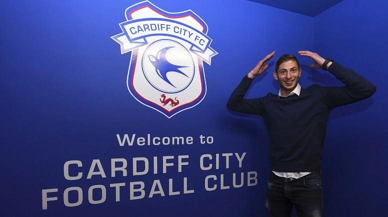 Emiliano Sala w Cardiff City