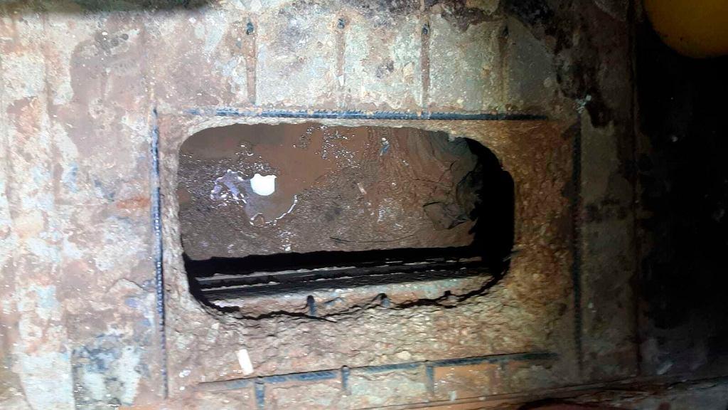 Izrael. Tunel, przez który uciekło sześciu więźniów