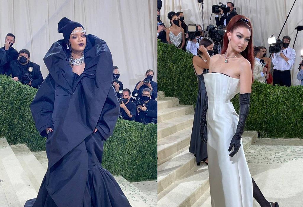 Rihanna i Gigi Hadid