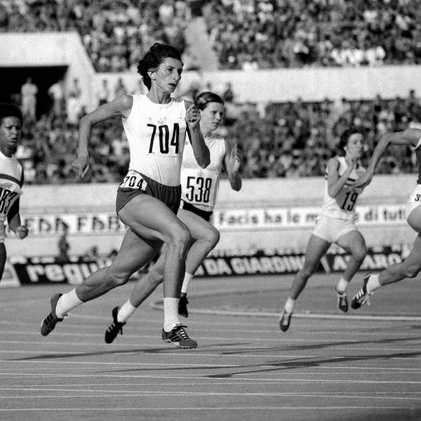 Historia polskiej lekkoatletyki, Irena Szewińska, Włochy 1974