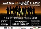 Warsaw Madball Classic. Zagra ponad 100 koszykarzy. Będzie Amerykanin z TBL?