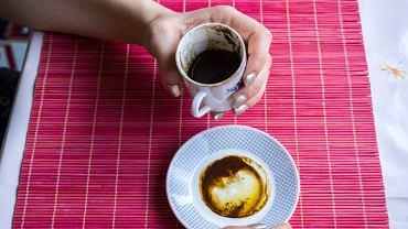 kawa, fusy po kawie